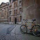Bikes by Alice Kent
