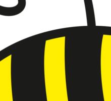 Cute Baby Bee Sticker