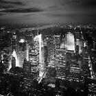 NYC: Citylights by Nina Papiorek