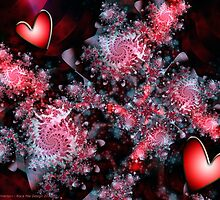 Love in Bloom by rocamiadesign