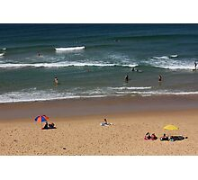 Summer Paradise Photographic Print