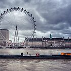 The Eye by Darren Bell