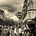 Knightsbridge London  UK by larry flewers