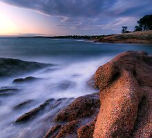 Twilight, Tasmania by Michael Treloar