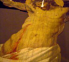 Crucifix, Crete by Blake Steele