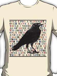 The Raven  T Shirt T-Shirt