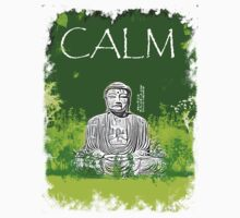 Calm Buddha by caguiar70