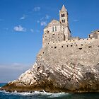 Portovenere - Chiesa San Pietro by Stephen Cross Photography