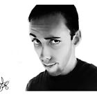 Self Portrait 2009 by Graham Beatty