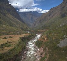 South American Landscapes by Paul Duckett