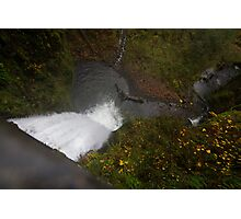 The fall Photographic Print