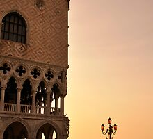 Venice Sunset by Lana Sundman