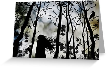 Dark Walk by Rookwood Studio ©