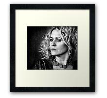 julia (vs II) Framed Print