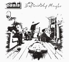 Oasis Definitely Maybe by kmercury
