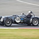 1950 Allard J2 by Willie Jackson