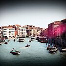 Toy Camera in Venice by babibell