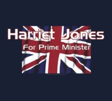 Harriet Jones for PM! by SOIL