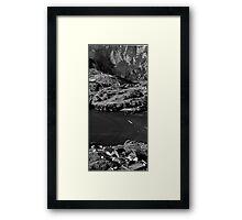 glen bay Framed Print