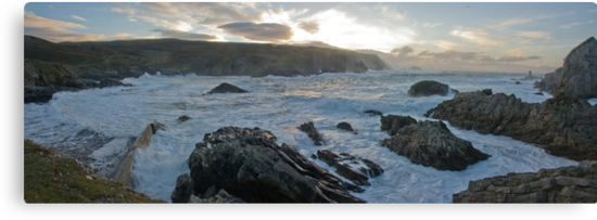 stormysea by conalmcginley
