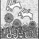 Bunny Dreams by Anita Inverarity
