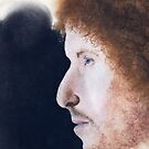 Freewheelin Bob Dylan Profiled by wrathko