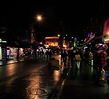 Night in Camden Town by zumi