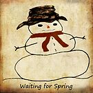 Waiting for Spring by Kelly Cavanaugh