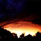 Another Highveld Sunset by Rodney Fagan