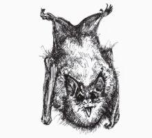 Bat by Anastasia Zabrodina