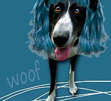 Lee Lee Ingram's 'woof' by Art 4 ME