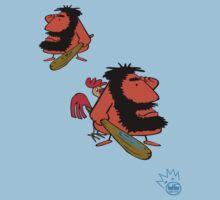 uk caveman tshirt by rogers bros by scottishtshirts