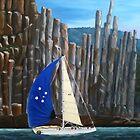"Race Sidney - Hobart ""Tasmânia"" by PedroAtanasio"