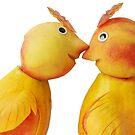 Lovebirds by Vanessa Dualib