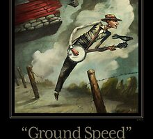 Ground Speed by Tim Lee