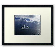 Prince William- Into the Sun Framed Print