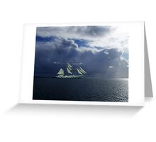 Prince William- Into the Sun Greeting Card