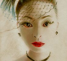 Victorian Geisha  by Brian Scott