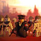 Lego Hellgirl by Shobrick