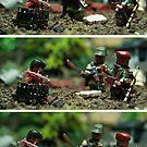 Lego Ethnic Cleansing by Shobrick