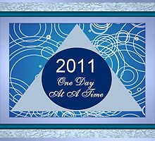 Alcoholics Anonymous 2011 12 Step Calendar by Delights