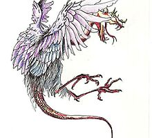 Dragon Flight by Sally O'Dell