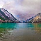 Seton Lake 2 by David Geoffrey Gosling (Dave Gosling)