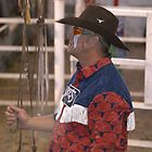 Cowboy Clownin' Around - Rodeo #1 Cowboy Culture Lives On by WesternArt