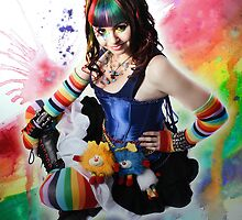 A Dak Rainbow Brite - Kalli McCandless by prelandra