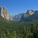 Yosemite Valley - California, U.S.A. by GW-FotoWerx