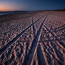 Signs in the Sand by Andrew Styan