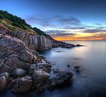 Martha's Toes - Mt Martha, Australia by Matt Haysom