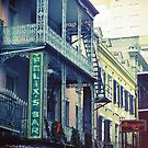 New Orleans Streets by Ashlee Betteridge