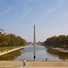 Washington Monument, DC by Ashlee Betteridge